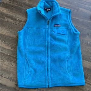 NWOT Patagonia Re-tool Fleece Vest